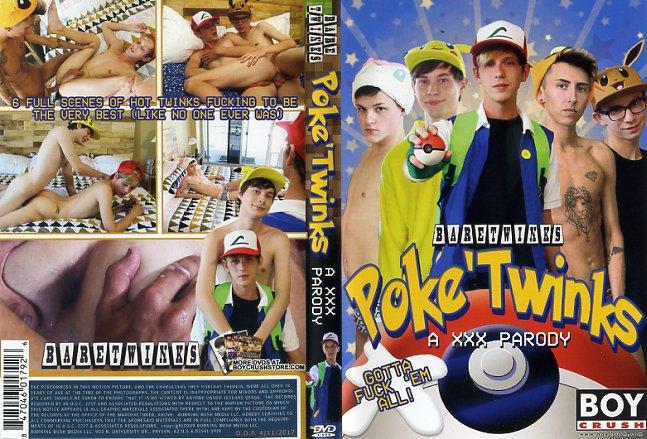 Poke Twinks A XXX Parody Boy Crush