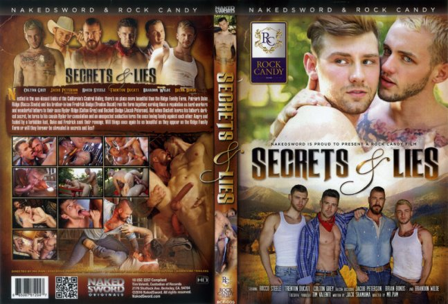 Secrets & Lies Rock Candy Films