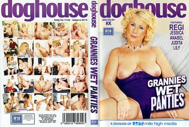 Grannies Wet Panties Doghouse Digital