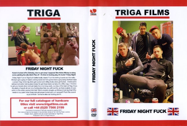 Friday Night Fuck Triga Films