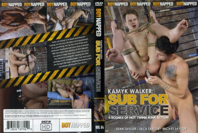 Kamyk Walker: Sub For Service Boynapped