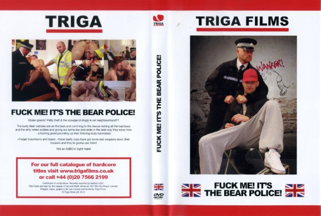 Fuck Me! It's The Bear Police! Triga Films