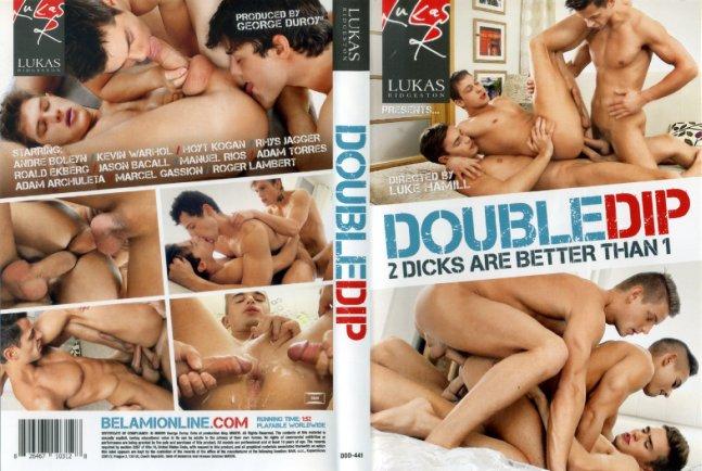 Double Dip: 2 Dicks Are Better Than 1 Lukas Ridgeston