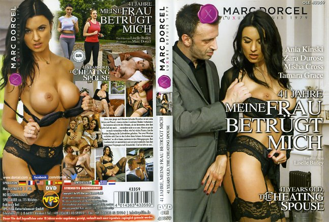 41 Years Old The Cheating Spouse Marc Dorcel
