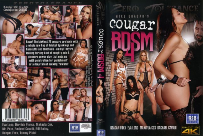 Cougar BDSM Zero Tolerance