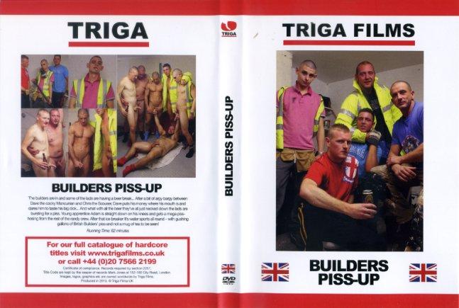 Builders Piss-UpTriga Films