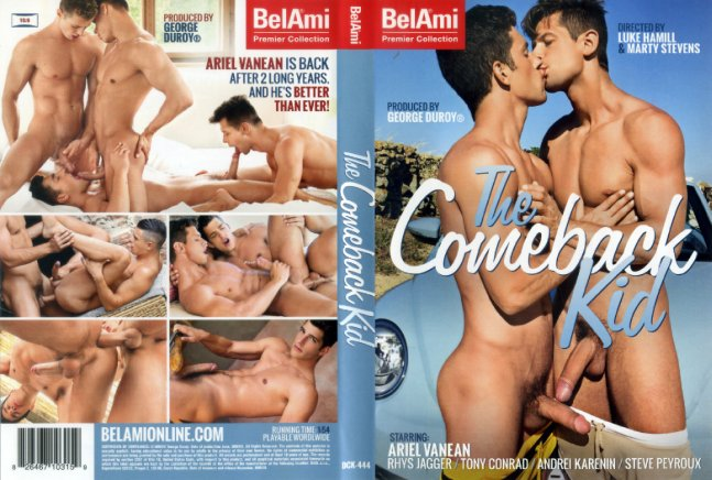 The Comeback Kid Bel Ami