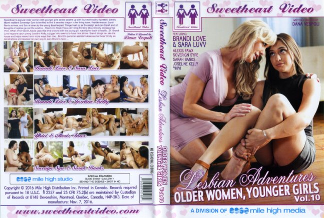 Lesbian Adventures: Older Women Younger Girls 10Sweetheart Video