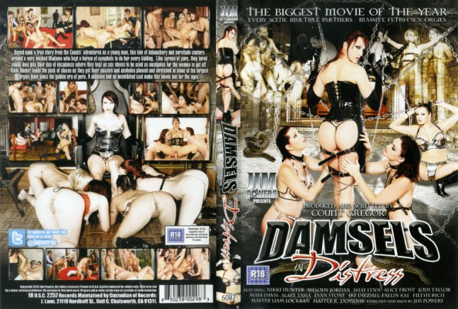 Damsels In Distress Jim Powers Juicy Entertainment