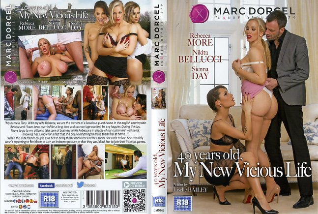 40 Years Old My New Vicious LifeMarc Dorcel