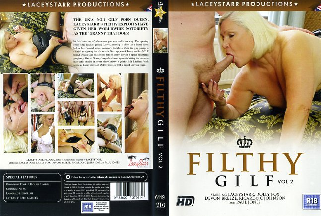 Filthy gilf lacey starr productions porn dvd