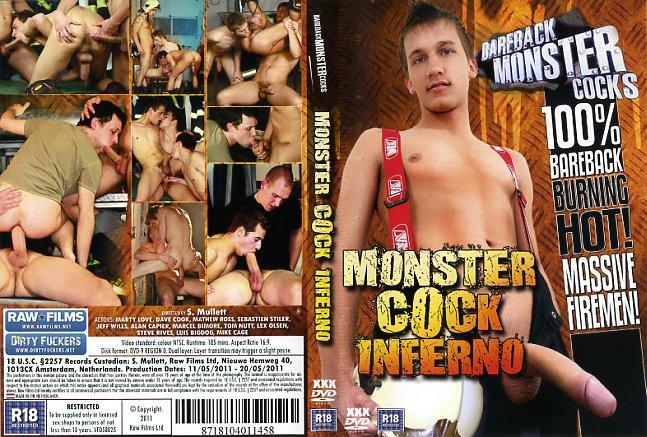 Bareback Monster Cocks: Monster Cock Inferno