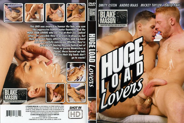 Huge Load LoversBlake Mason