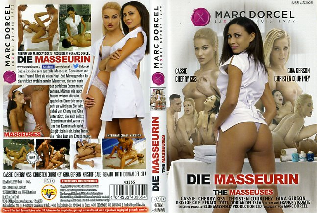The Masseuses Marc Dorcel