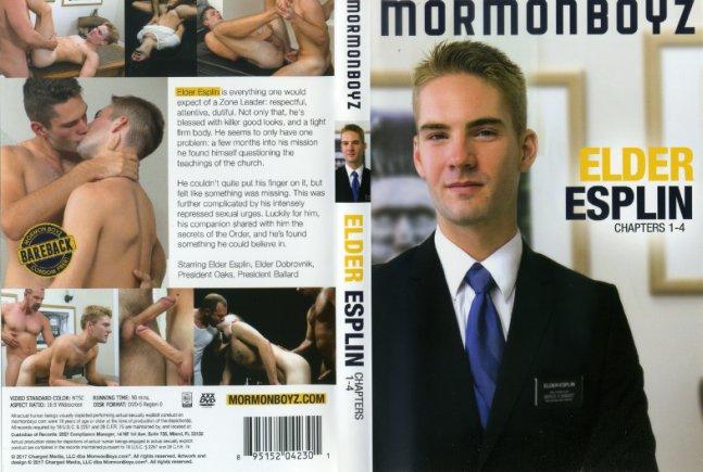 Elder Esplin 1: Chapters 1 to 4Mormon Boyz