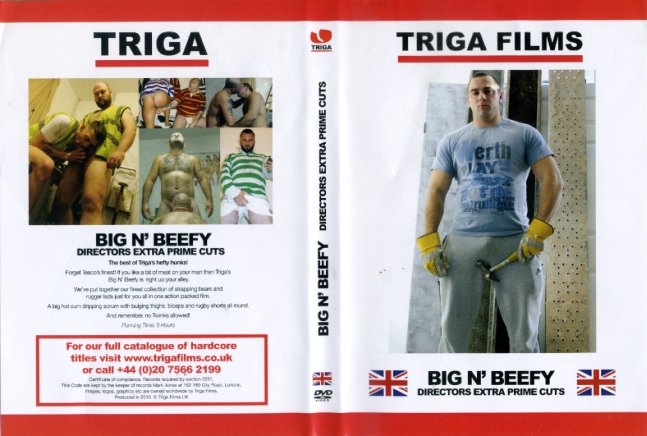 Big N' Beefy: Directors Extra Prime CutsTriga Films