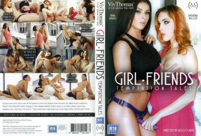 Girl.Friends Temptation Tales Viv Thomas Lesbian