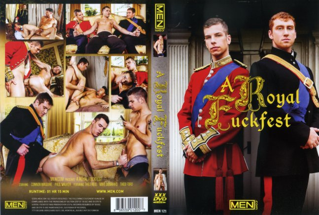 A Royal Fuckfest Men.Com