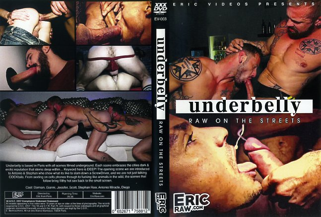 Underbelly: Raw On The Streets Eric Videos