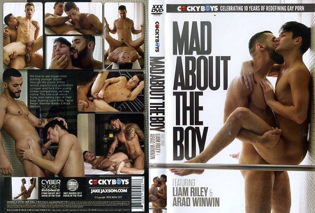 Mad About The BoyCockyBoys
