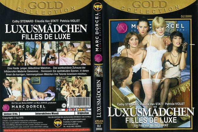 Gold Collection Filles De Luxe Marc Dorcel