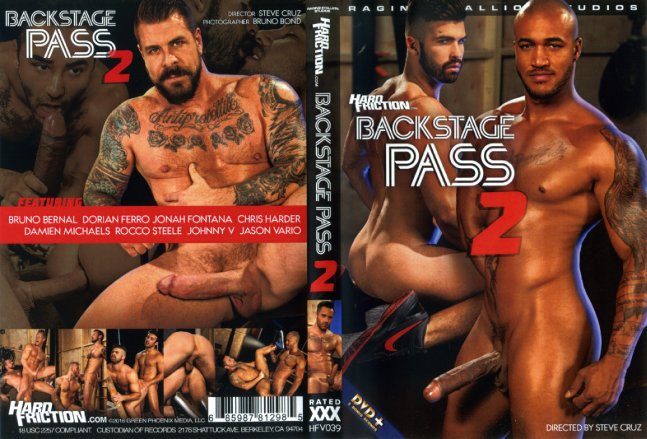 Backstage Pass 2 Raging Stallion