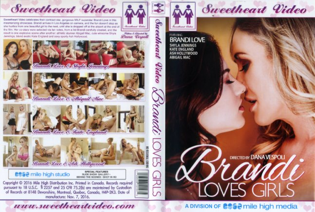 Brandi Loves Girls Sweetheart Video