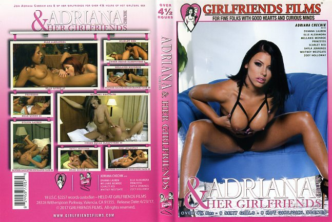 Adriana Chechik & Her Girlfriends Girlfriends Films