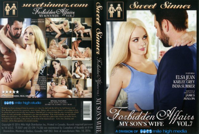 Forbidden Affairs 7: My Son's Wife Sweet Sinner