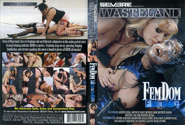 FemDom Frenzy Severe Sex Films