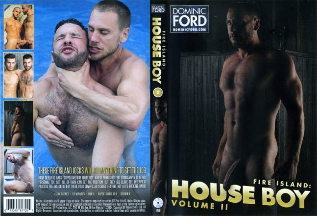 Fire Island House Boy 2 Dominic Ford