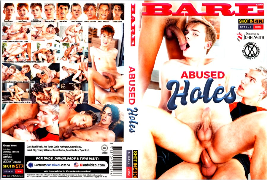 Adriano Anal 4-Pack (4 Dvds) Evil Empire USA
