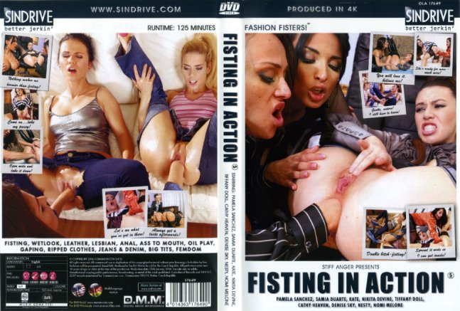 Gif girls dvd fisting porn water play
