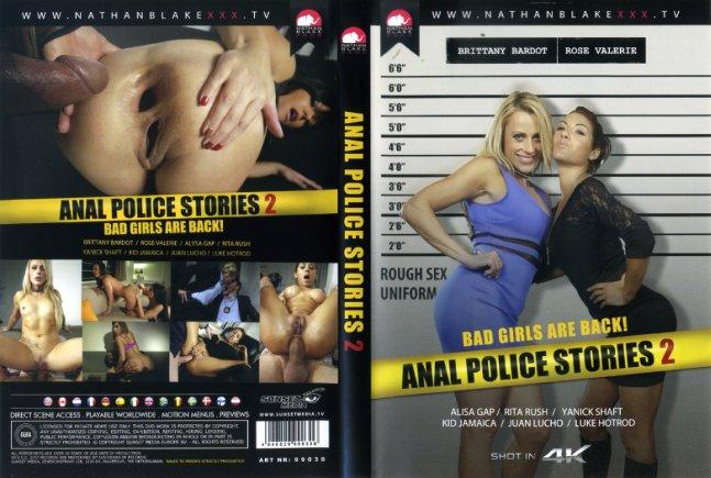 Порно анал с полицейской фото 636-835