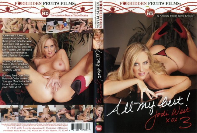 All best jodi west forbidden fruits porn dvd