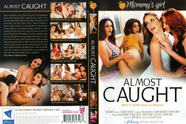 Ally039s daughter almost caught with mother 8