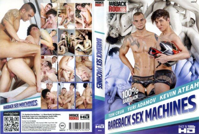 Bareback Sex MachinesBareback Rookies