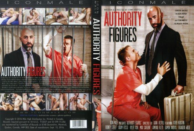 Authority FiguresIcon Male