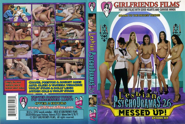 Lesbian Psychodramas 26 Messed Up! Episode 6 Girlfriends Films