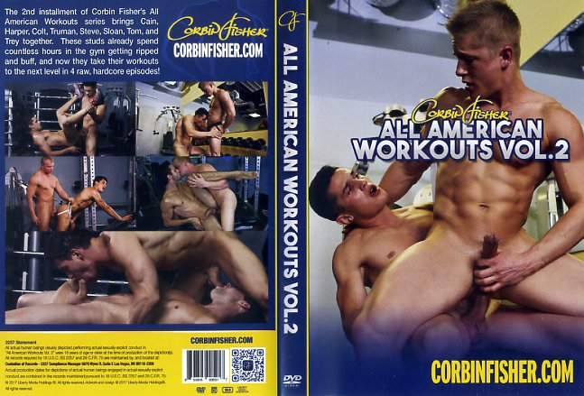 All American Workouts2 Corbin Fisher