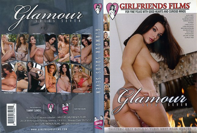 Glamour Solos 7 Girlfriends Films