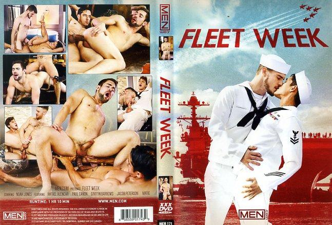 Fleet Week Men.Com