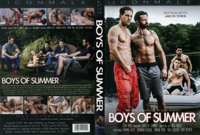 Boys Of Summer Icon Male