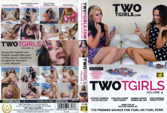 Two TGirls 4Two TGirls