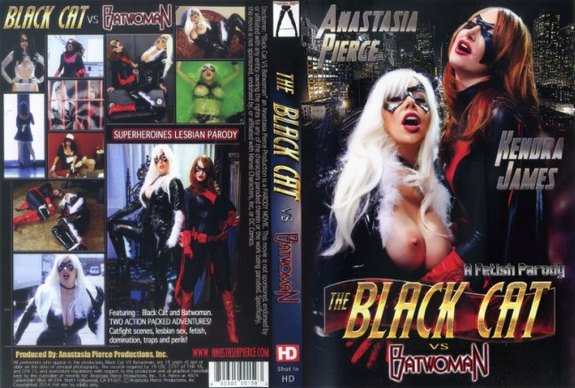 The black cat batwoman anastasia pierce productions xxx