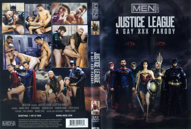 Justice League A Gay XXX Parody Men.Com