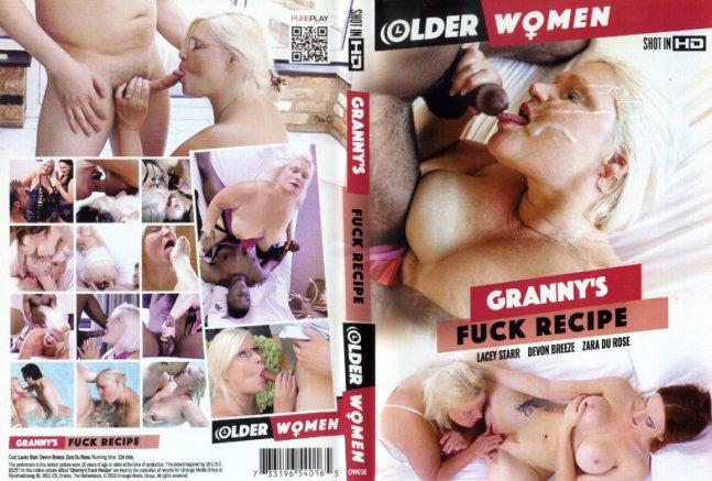 Grandma\'s Fuck Recipe Older Women
