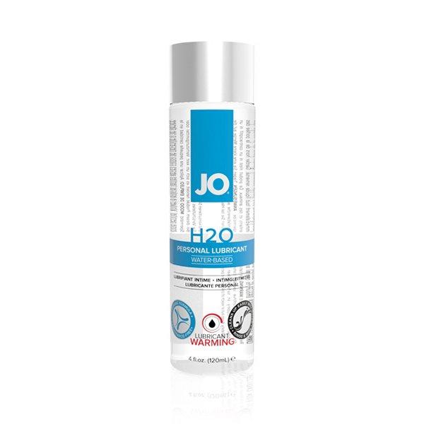 System Jo H2O Warming Lubricant: 120mlSystem Jo