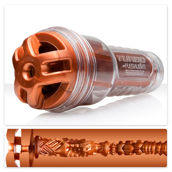 Fleshlight Turbo Ignition Copper Fleshlight Girls