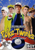 Poke Twinks: A XXX Parody